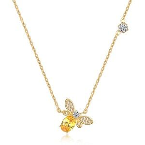 Bee pedant necklace
